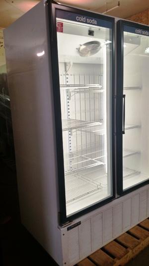 2 Door Master Bilt Self Contained Cooler Aa Store