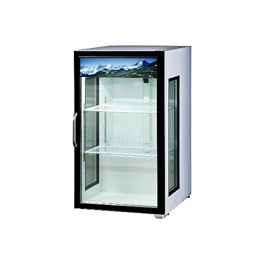 1 Door Cooler Refrigerator Display Coolers Pop Beverages