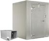 Walk In Cooler Freezer Combo