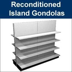 Reconditioned Island Gondola