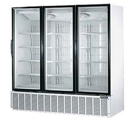 3 Door Master Bilt Self Contained Freezer Aa Store