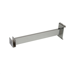 BLK-FB_main - Rectangular Tubing Gridwall Bracket, AA Store Fixtures