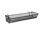 24 x 10 x 5 All Purpose Slatwall Baskets (Pack of 6)