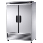 Blue Air 2 Door Stainless Refrigerator, New