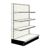 Reconditioned 3' endcap unit with 3 shelves
