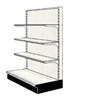 Reconditoned 4' endcap unit with 3 shelves