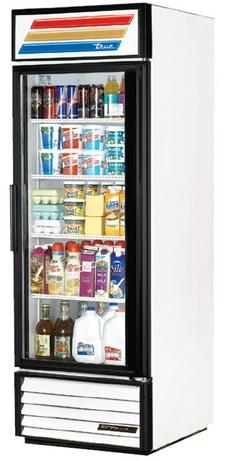 1 Door True Cooler Aa Store Fixtures Used Coolers And