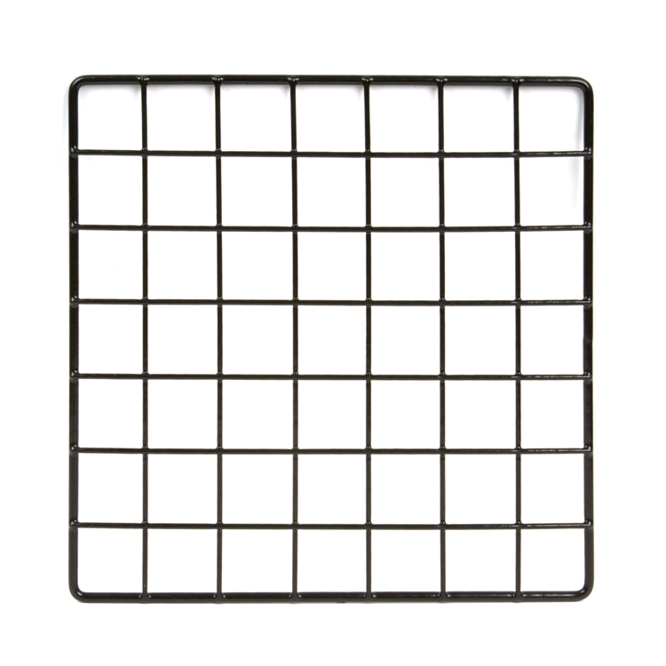 10x10 Grid Wire Cubbie Aa Store Fixtures
