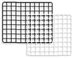 GS16-B_main - 10x16 Grid Wire Cubbie, AA Store Fixtures