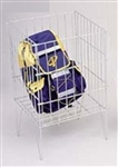 OF FBS - Folding Grid Wire Basket, AA Store Fixtures
