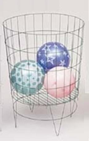 Round Grid Dump Basket Aa Store Fixtures