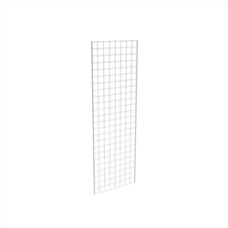P3WT_main - 3 Pack White Gridwall Panels, AA Store Fixtures