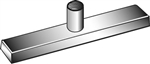 SC17 - Magnet Sign Holder Clamps, AA Store Fixtures