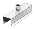 SC8 - Tension Sign Holder Clamps, AA Store Fixtures