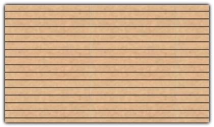 Slatwall Panel 4 X 8 Aa Store Fixtures