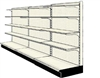 Used 12' wall run with base and 12 adjustable shelves