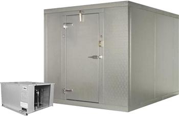 10x8 Walk In Storage Freezer